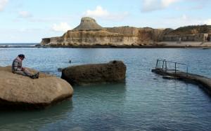 2016-11-21 (platja de Marsalforn)