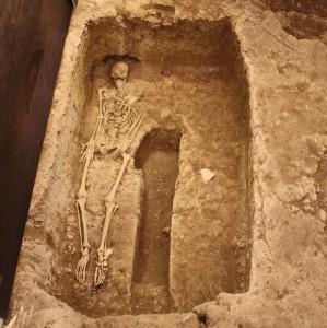 2016-11-22 (tomba a catacomba de Sant Pau a Rabat)