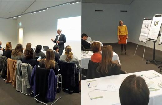 ViatriX geeft workshop over inrichting klantreis