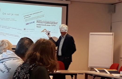 AVG workshop voor FNV ZZP