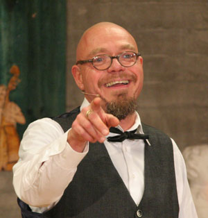 Ralf Schulz (Sommelier) bei ViaVerde Events