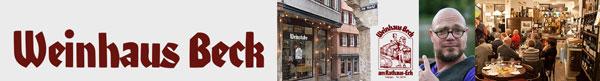 Weinhaus Beck Wein- und Whiskyseminare mit tasting in Tübingen