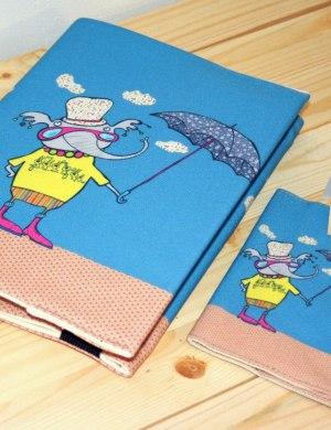 Обложка для книги и ежедневника