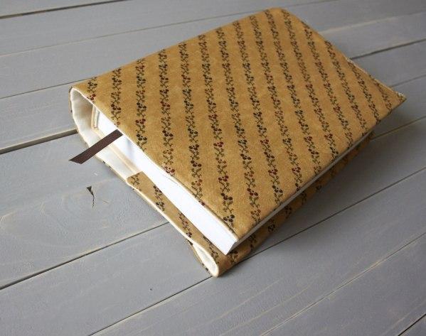 обложка книжная текстильная