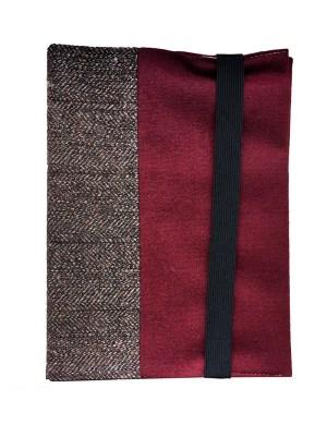 Книжная обложка текстильная ViaVestis
