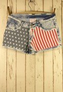 american-flag-denim-shorts