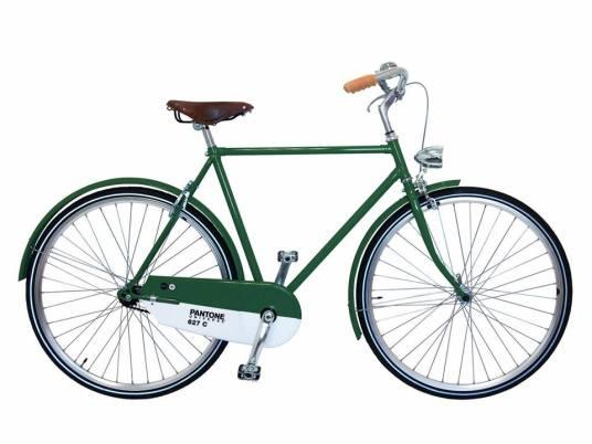 Pantone bikes_hunter green