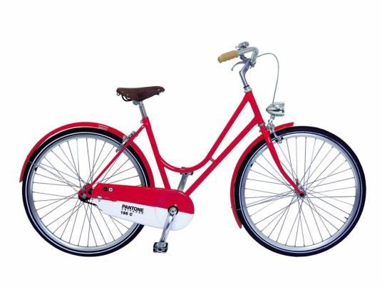 Pantone bikes_red