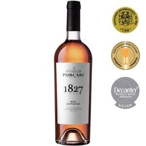 Rosé de Purcari 2016 - Roséwein Cuvée von Château Purcari