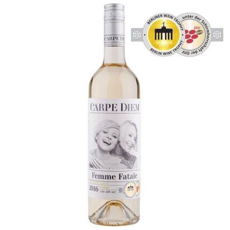 Femme Fatale 2016 - Weißwein Cuvée von Carpe Diem