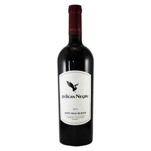 Soft Blend 2013 - Rotwein Cuvée von Pelican Negru