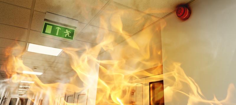 zorg brandveilig