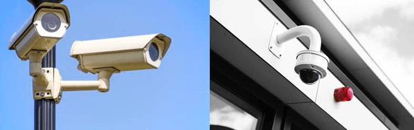 beste beveiligingscamera bullet camera dome camera vib netwerken