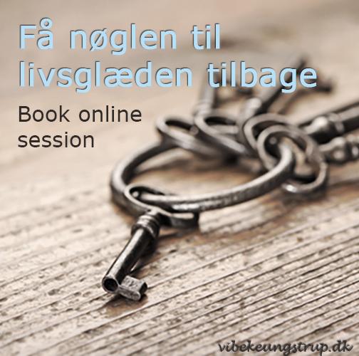 Livsglæde, Vibeke Ungstrup, Hillerød, Helsinge, Nordsjælland