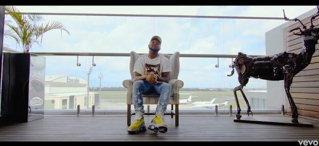 VIDEO   Kizz Daniel Ft. Davido - One Ticket   Download Mp4