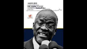 Download | Hamis Bss - Magufuli Umekwenda Mp3