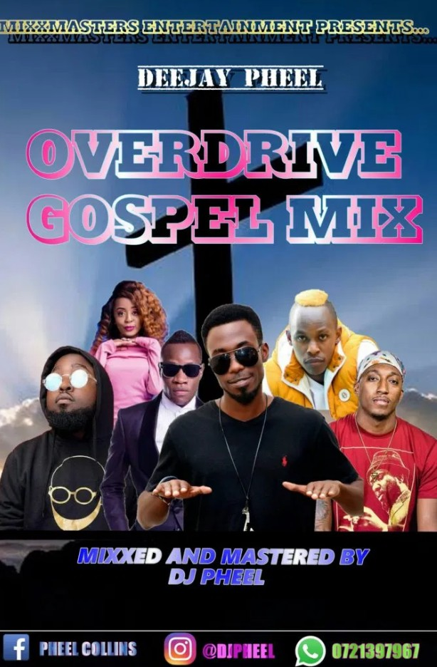 Overdrive Mix Mp3 - Dh Pheel