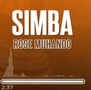 Download | Rose Muhando – Simba Mp3 Audio