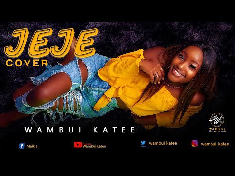 Jeje cover by wambui Katee and diamond platnumz
