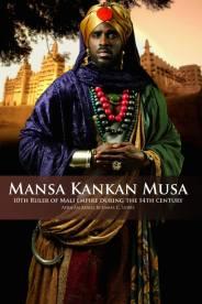 AFRICAN KING SERIES   Mansa Kankan Musa (1280 – 1337) communément connu comme Mansa Musa était le dixième Mansa qui est traduit le Roi des Rois ou l'Empereur des riches de l'empire du Mali. il est documente pour avoir voyage a la mecque et l'Egypte avec de vaste caravanes d'or et a son entourage un milliers de personne en 1324.Son règne a dure 25 ans , de 1312 a 1337. il a aussi été documenta comme le plus riche des personne avoir vécu et avait en son compte 400 milliard dollars estime dans le dollar d'aujourd'hui.   Model: Travis Cure  Stylist & photographer: James C. Lewis