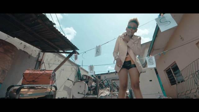 VIDEO: Mz Kiss – ENEMY OF PROGRESS (Iyalaya Anybody)