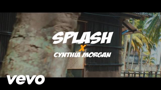 "VIDEO: Splash ft Cynthia Morgan ""COME OVER"""