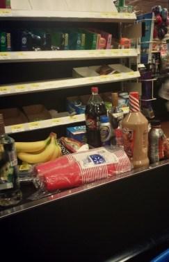Supplies for Coachella from Walmart