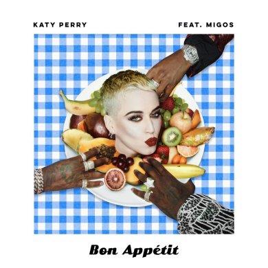 Katy Perry Bon Appétit Migos