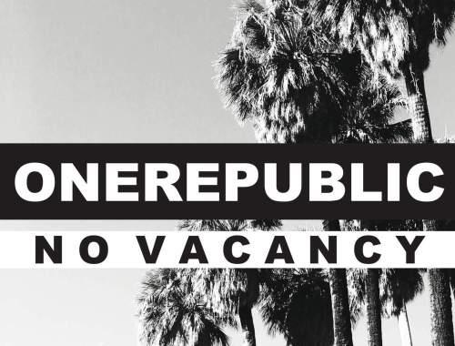 One Republic No Vacancy