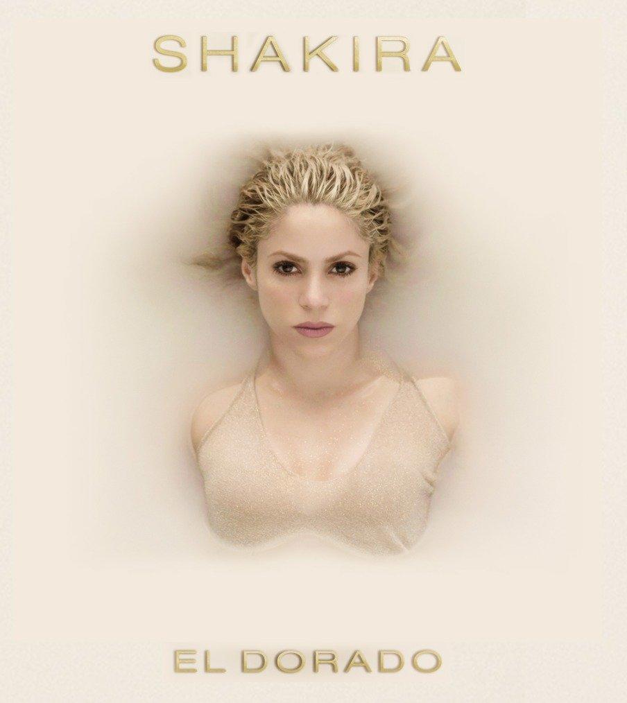 Shakira el dorado cover