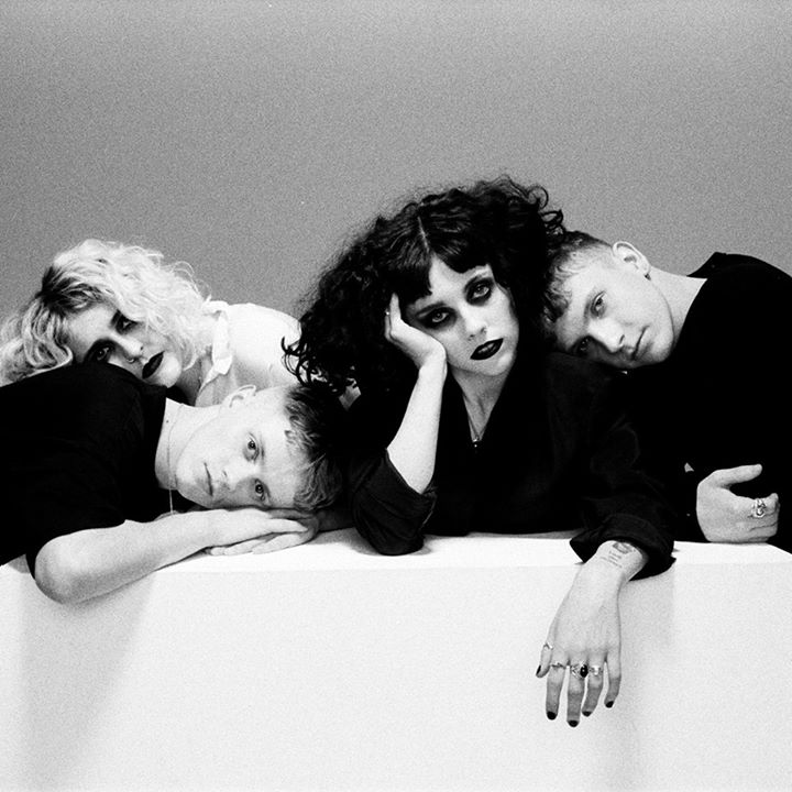 Pale Waves OFFICIAL IMAGE VIBES OF SILENCE