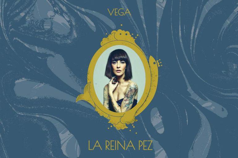 vega-la-reina-pez-album-cover