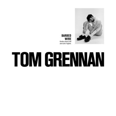 TomGrennan-BarbedWire-Cover-VibesOfSilence