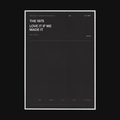 The1975_LoveItIfWeMadeIt_Cover_VibesOfSIlence