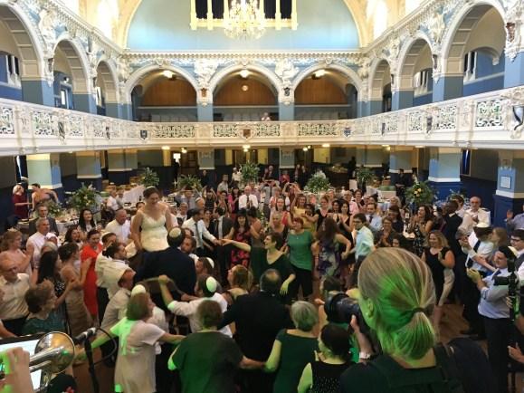 Vibetown - London's Best Wedding & Party Band