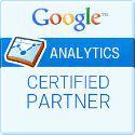 Google Analytics Certified Partner Badge