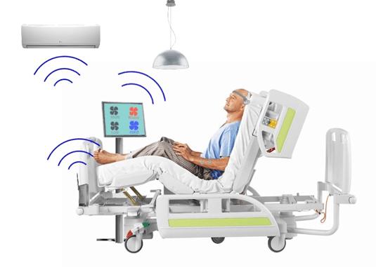 Рука Помощи (VIBRAINT Assist) - ассистивное устройство, которое помогает парализованным людям общаться и управлять домашней техникой - освещением, климатом, телевизором ...