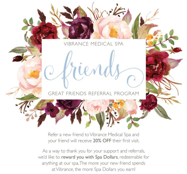 vip spa referral