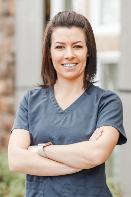 photo of lisa aesthetician in auburn