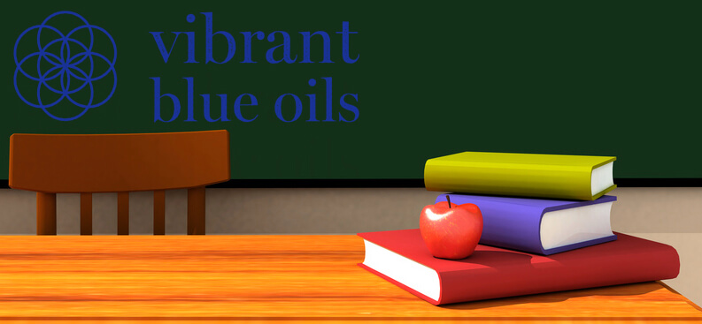 Top 5 Essential Oils for Back to School