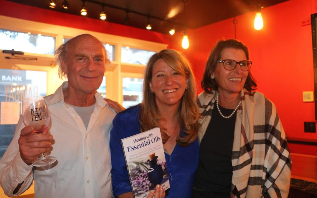 Healing with Essential Oils Book Launch Party