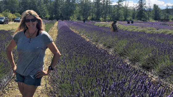 Why Lavender is my Favorite Single Oil