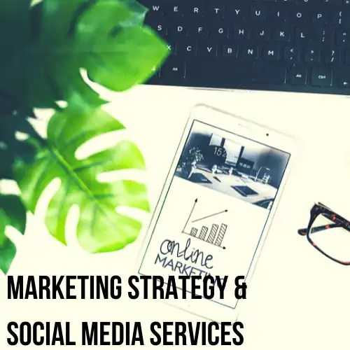 Marketing Strategy and Social Media Services