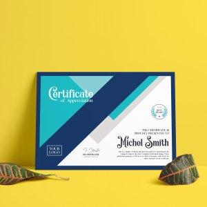 Professional Certificate Design Templates