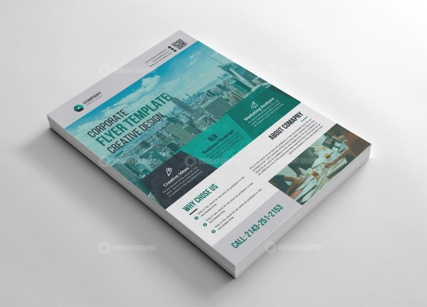 Classy Business Flyer Template