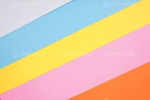 Multicolored stripes geometric cardboard background