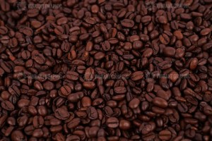 Aroma coffee beans