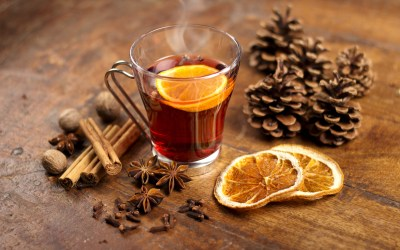 Warming Winter Tea