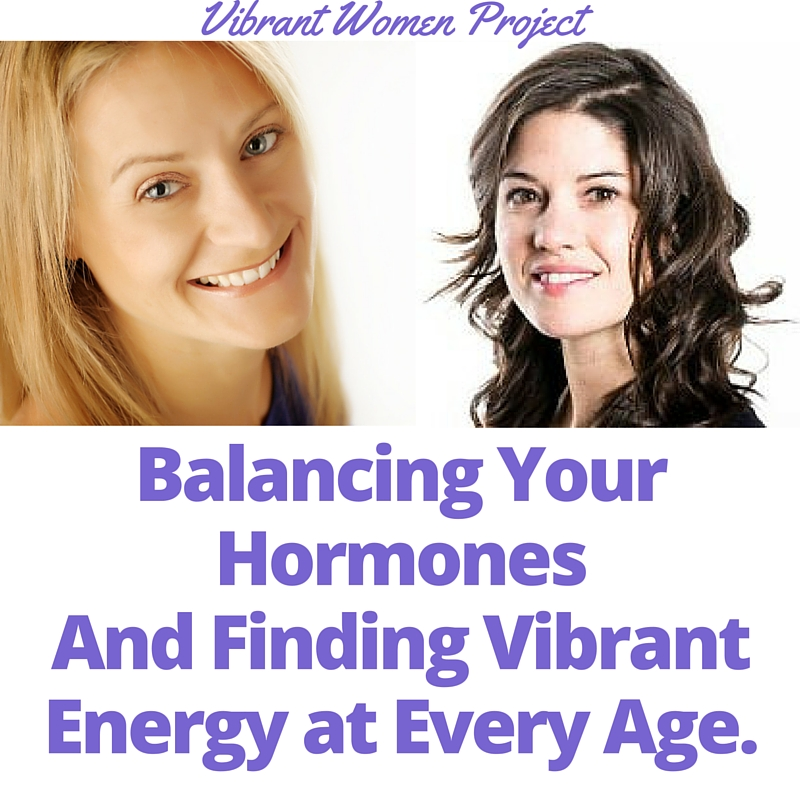 The One Thing Every Woman Should Be Doing To Balance Their Hormones.