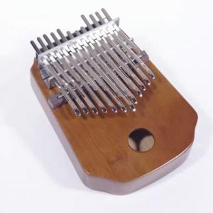Kalimba 24 Keys Resonant Box in Nanzhu